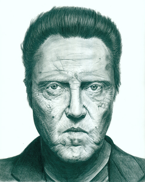 Christopher Walken, Maria Damianou