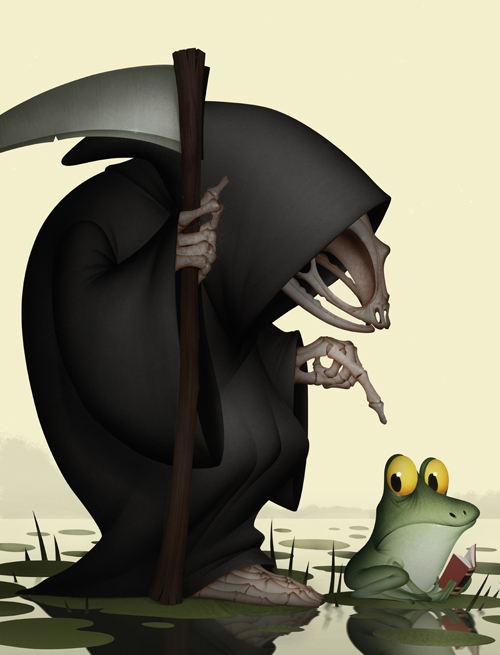 Death of Frog #1 , Bill Mayer