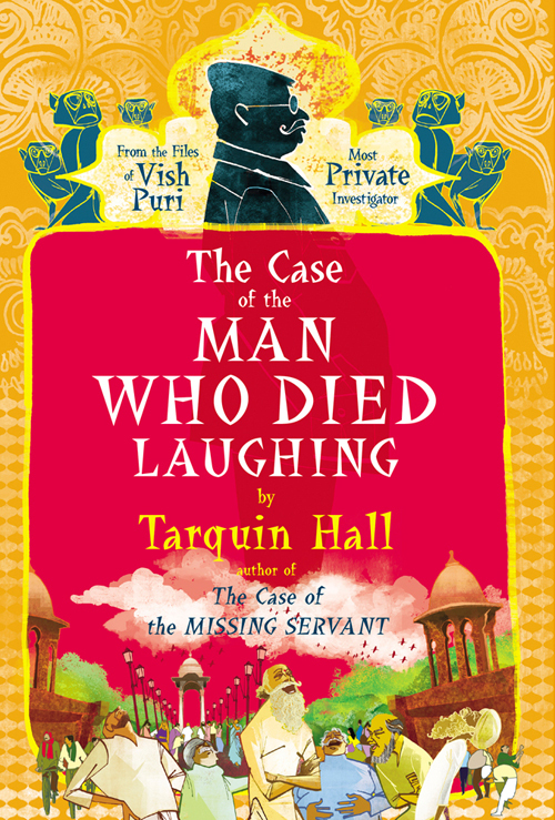 The Case of the Man who died laughing, John Jay Cabuay
