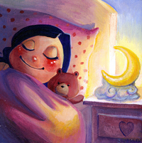Sleepy Time, Stephanie Lew