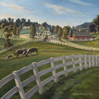 Tilly Foster Farm, Brewster NY, John David Thornton