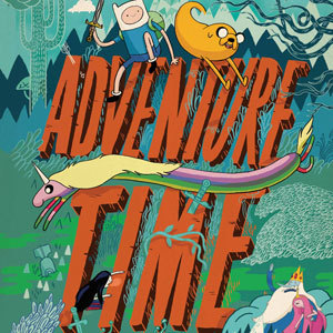 Adventure Time: A Look Behind the Land of Ooo