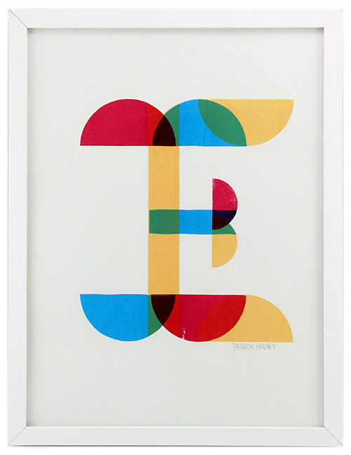 E (Edition of 1), Patrick Hruby