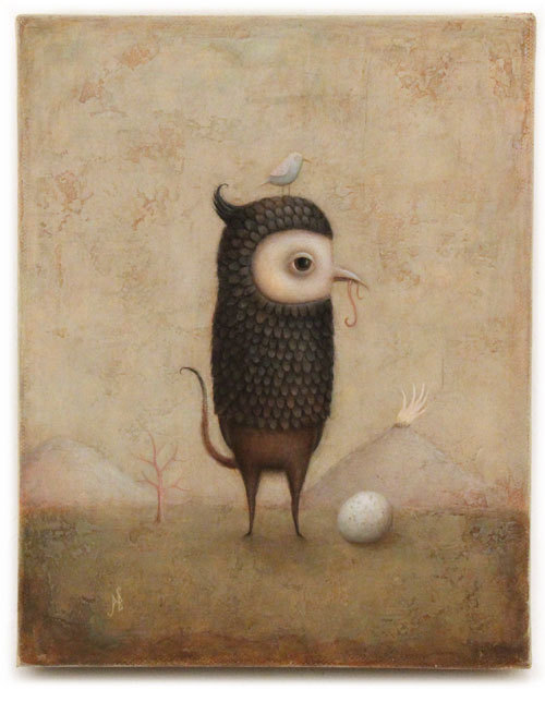 Bird Brain, Paul Barnes