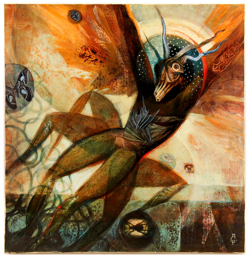 Insectus, Mary  Grandpré