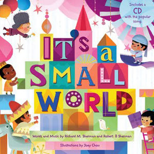 It's a Small World: Exhibit & Artist Signing