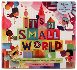 It's A Small World , Joey Chou
