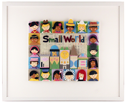 Small World, Winnie Ho