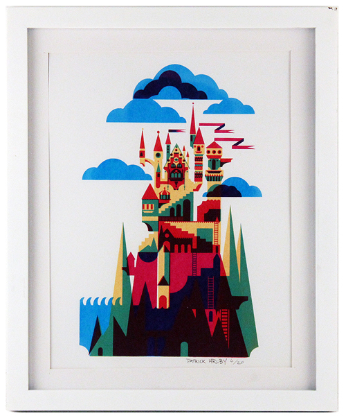 Untitled (Castle), Patrick Hruby