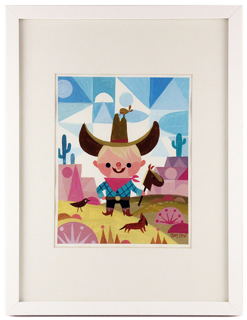 Small World West, Joey Chou