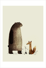 I Want My Hat Back - Page 03 (Fox), Jon Klassen