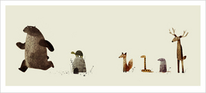 I Want My Hat Back - Page 21 - 22 (Cast), Jon Klassen