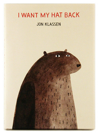 I Want My Hat Back, Jon Klassen