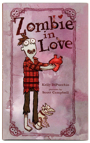 Zombie in Love, scott c