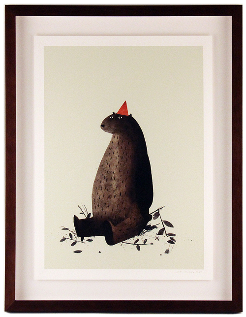 I Want My Hat Back (Red Hat), Jon Klassen