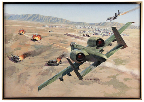 Air Strike Patrol, Gary Meyer