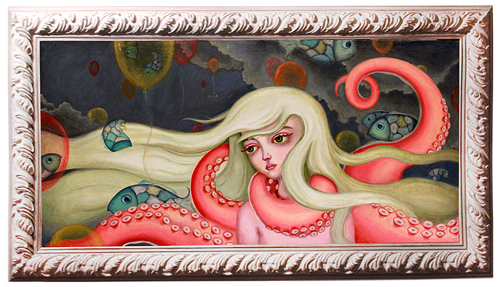 Octopus, Amy Yung