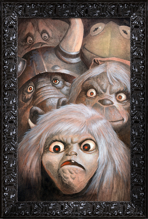 The Goblins Kermit, Xavier Collette