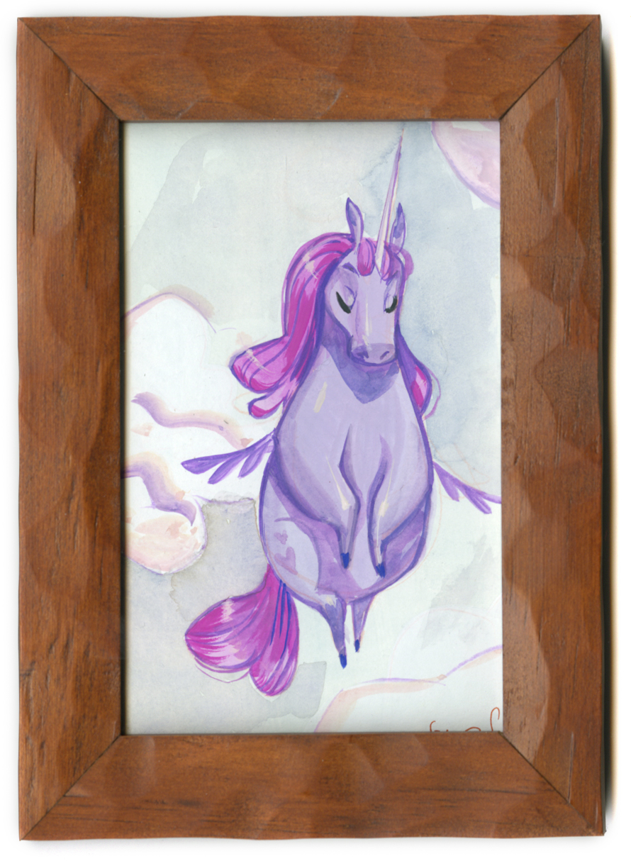 What if Unicorns were Fat?, Victoria Ying