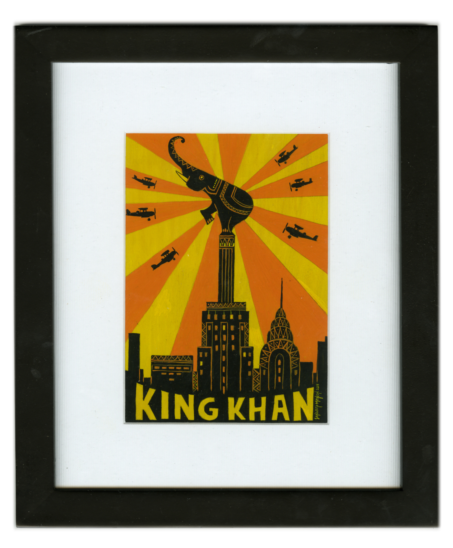 What if King Kong was made in Bollywood?, sandeep menon
