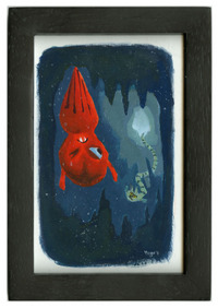 In the Lair of the Vampire Squid, Megan Nicole Dong