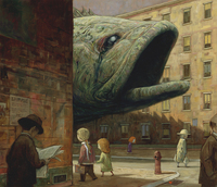 Darkness , Shaun Tan