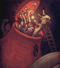 Feeding Time, Shaun Tan