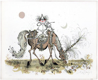 Untitled, Ronald Searle