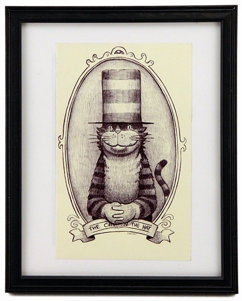 The Cat in the Hat, Dan Santat