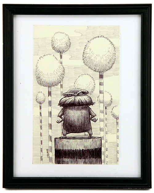 The Lorax, Dan Santat