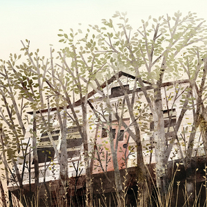 House Held Up by Trees: Book Signing & Exhibit w/ Jon Klassen