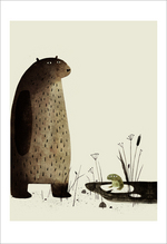 I Want My Hat Back - page 05 (Frog) , Jon Klassen