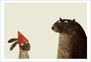 I Want My Hat Back - Page 25 - 26 (Drama), Jon Klassen