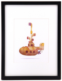 Yellow Submarine, Jake Parker