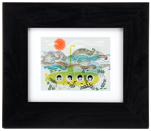 Yellow Submarine, Dan Thompson