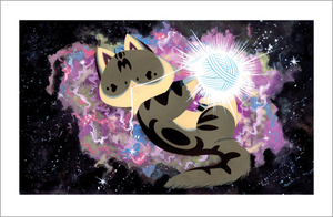 Space Cat, Becky
