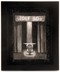Wolf Boy, Andy Harkness