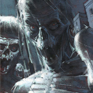 The Art of the Walking Dead by John Watkiss