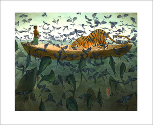 Battle of the Minds (Life of Pi), Andrea Offermann
