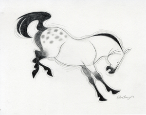 Bucking Bronco 2 , Elsa Chang