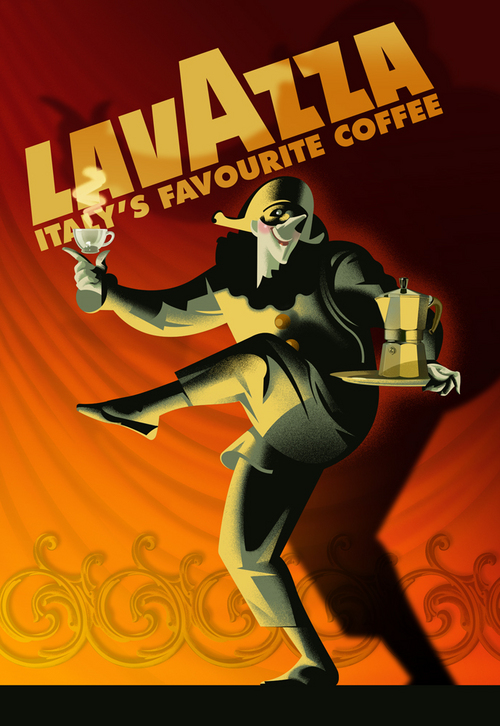 Lavazza: Italy's Favourite, Robert Rodriguez