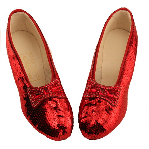 Ruby Slippers, Christopher Rocha
