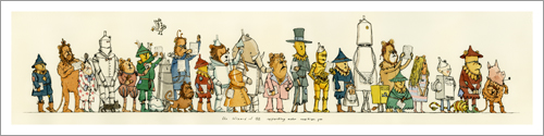 The Wizard of Oz Supporting Actor Audition Queue, Mattias Adolfsson