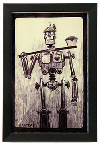Tin Man, Dan Santat