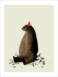 I Want My Hat Back - Red Hat (Large Format), Jon Klassen