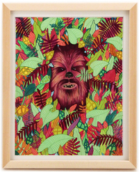 May The Forest Be With You, Jessica Fortner