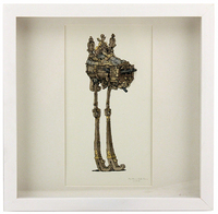 Baroque Walker, Mattias Adolfsson