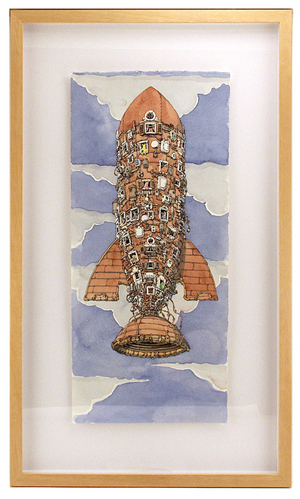 Large Bomb, Mattias Adolfsson