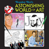 """Brandon Bird's Astonishing World of Art""  Book Signing"