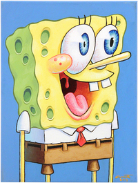 Happy SpongeBob, Peter Bennett